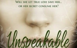 COVER REVEAL: UNSPEAKABLE by Michelle K. Pickett